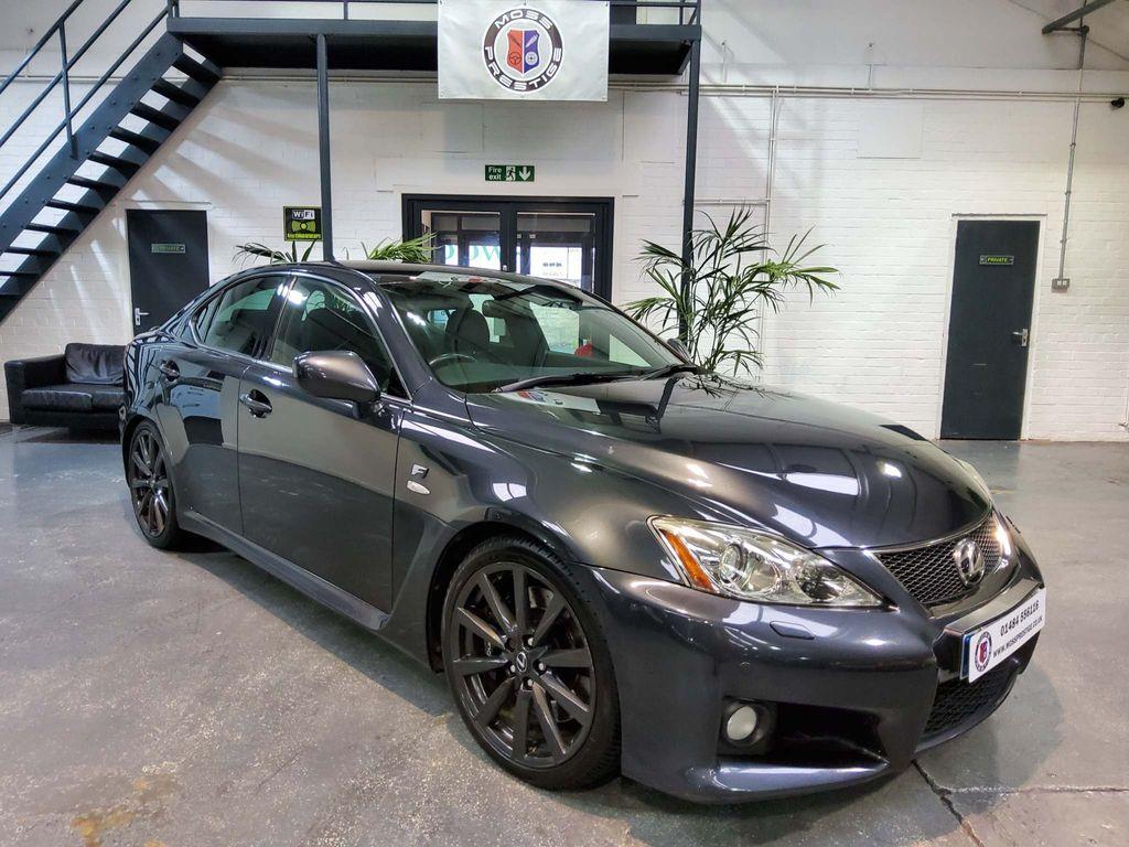 Lexus IS F Saloon 5.0 4dr (ACC, PCS)