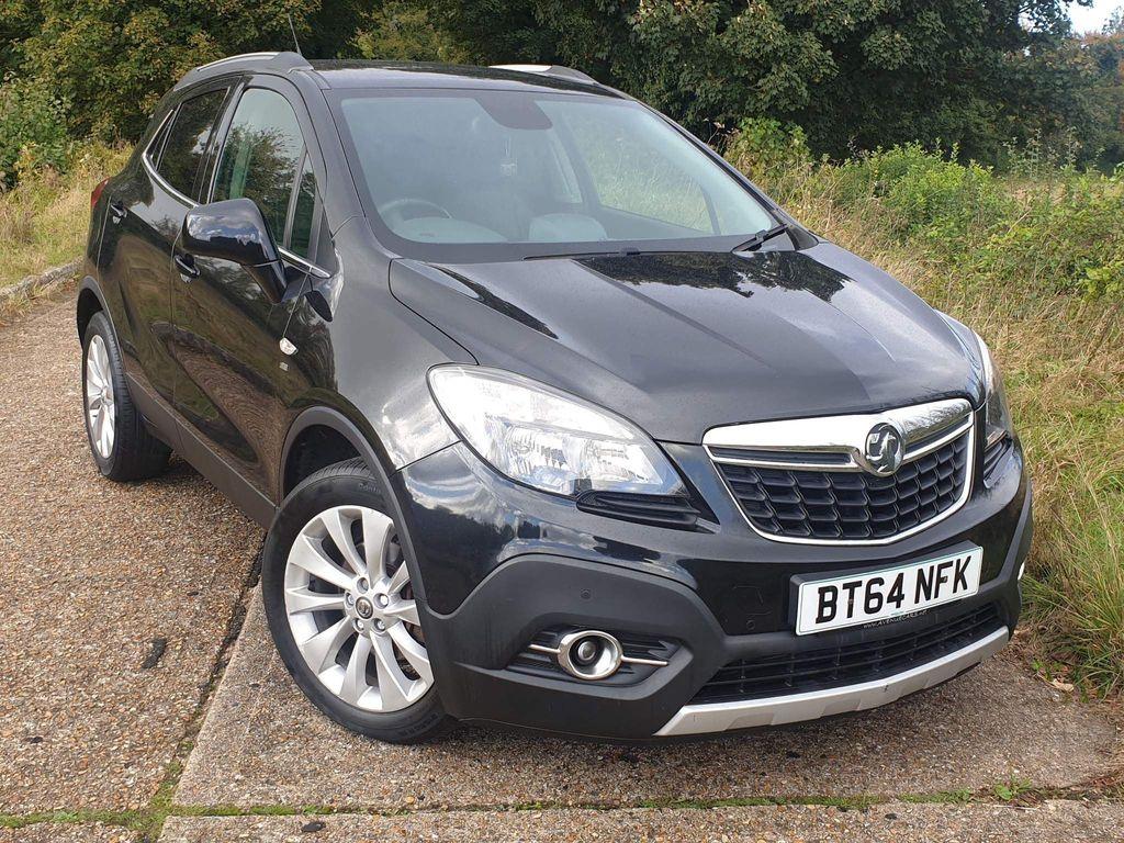 Vauxhall Mokka SUV 1.7 CDTi SE 4WD (s/s) 5dr