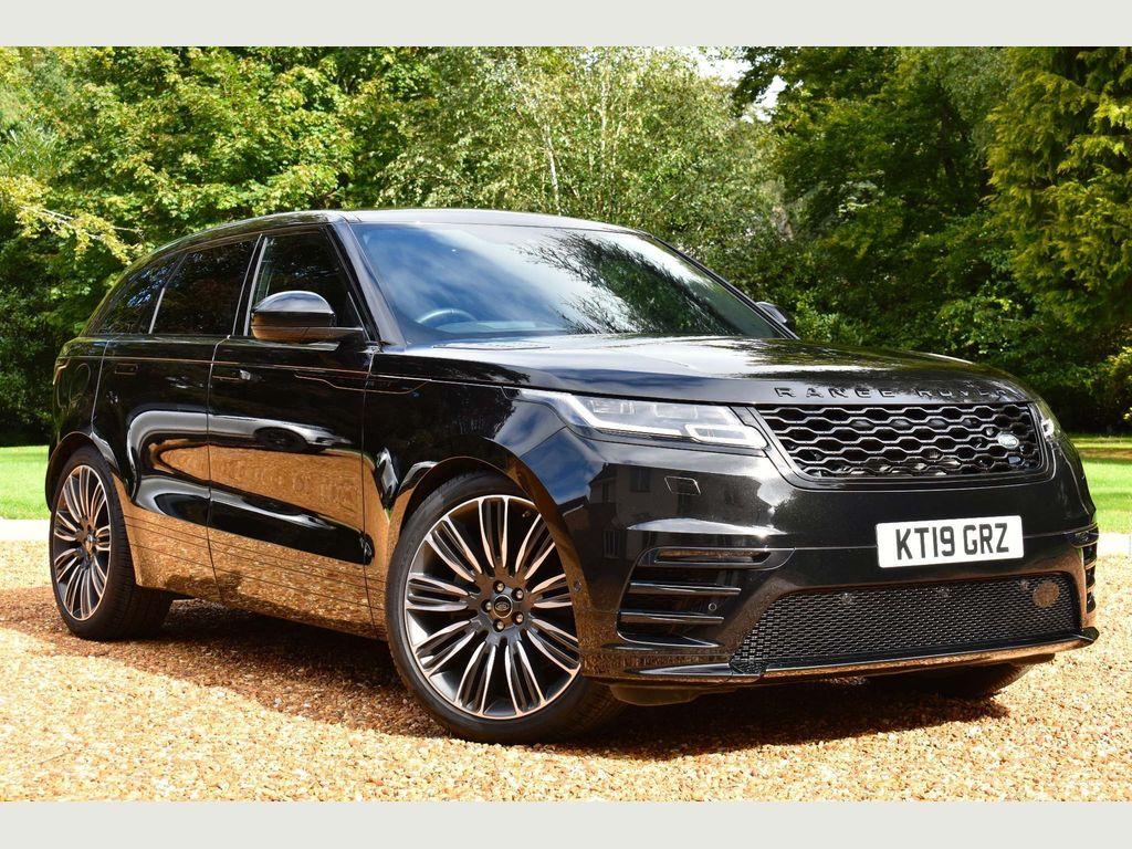 Land Rover Range Rover Velar SUV 3.0 D300 R-Dynamic HSE Auto 4WD (s/s) 5dr