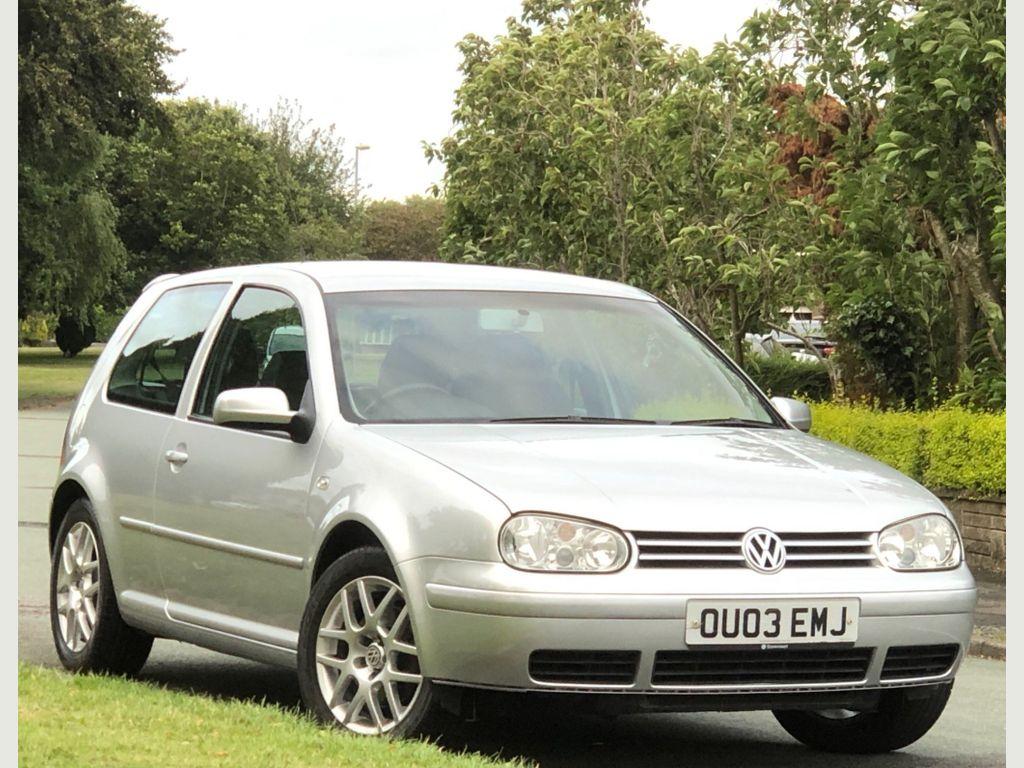 Volkswagen Golf Hatchback 1.9 TDI PD GT 3dr