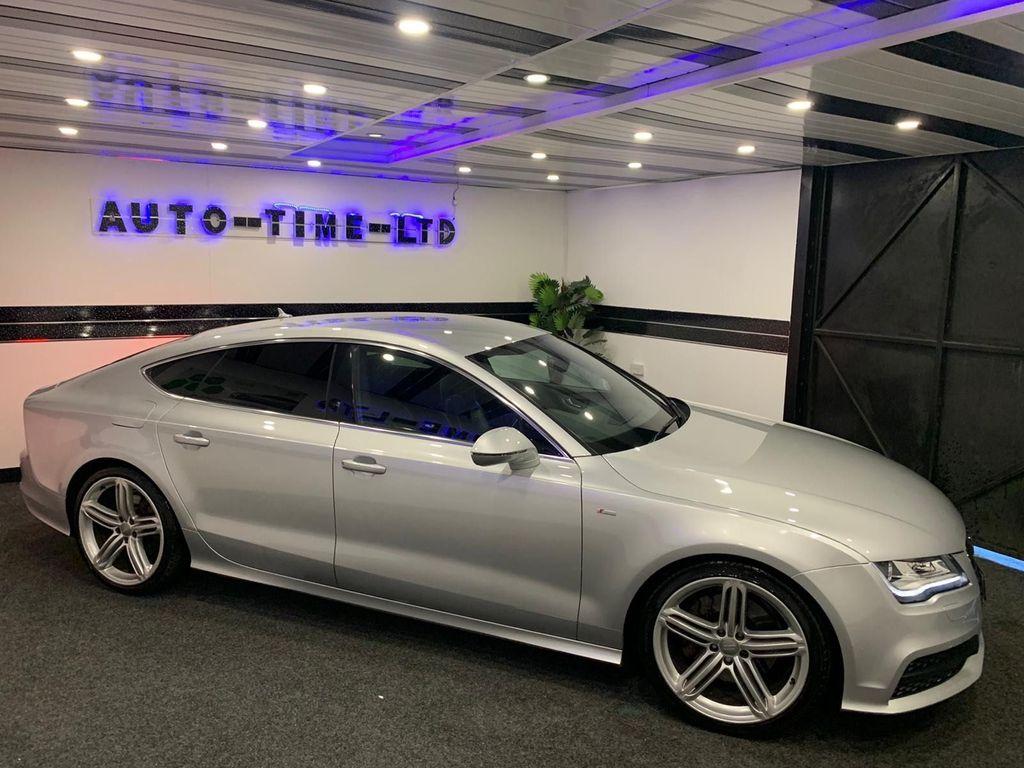 Audi A7 Hatchback 3.0 TDI V6 S line Sportback Tiptronic quattro 5dr