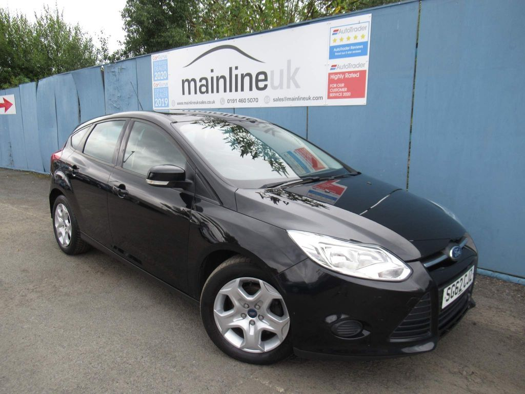 Ford Focus Hatchback 1.6 Ti-VCT Edge Powershift 5dr