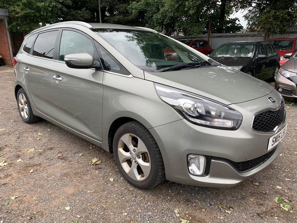 Kia Carens MPV 1.6 GDi ISG 2 (s/s) 5dr (7 Seats)