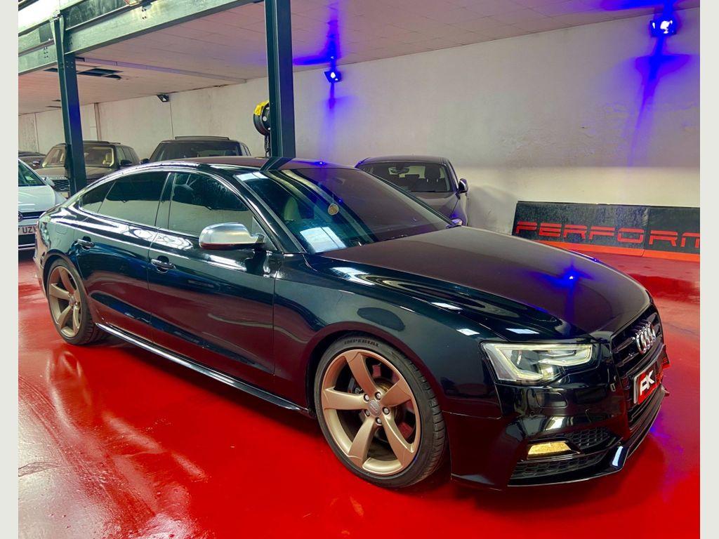 Audi S5 Hatchback 3.0 TFSI V6 Sportback S Tronic quattro 5dr