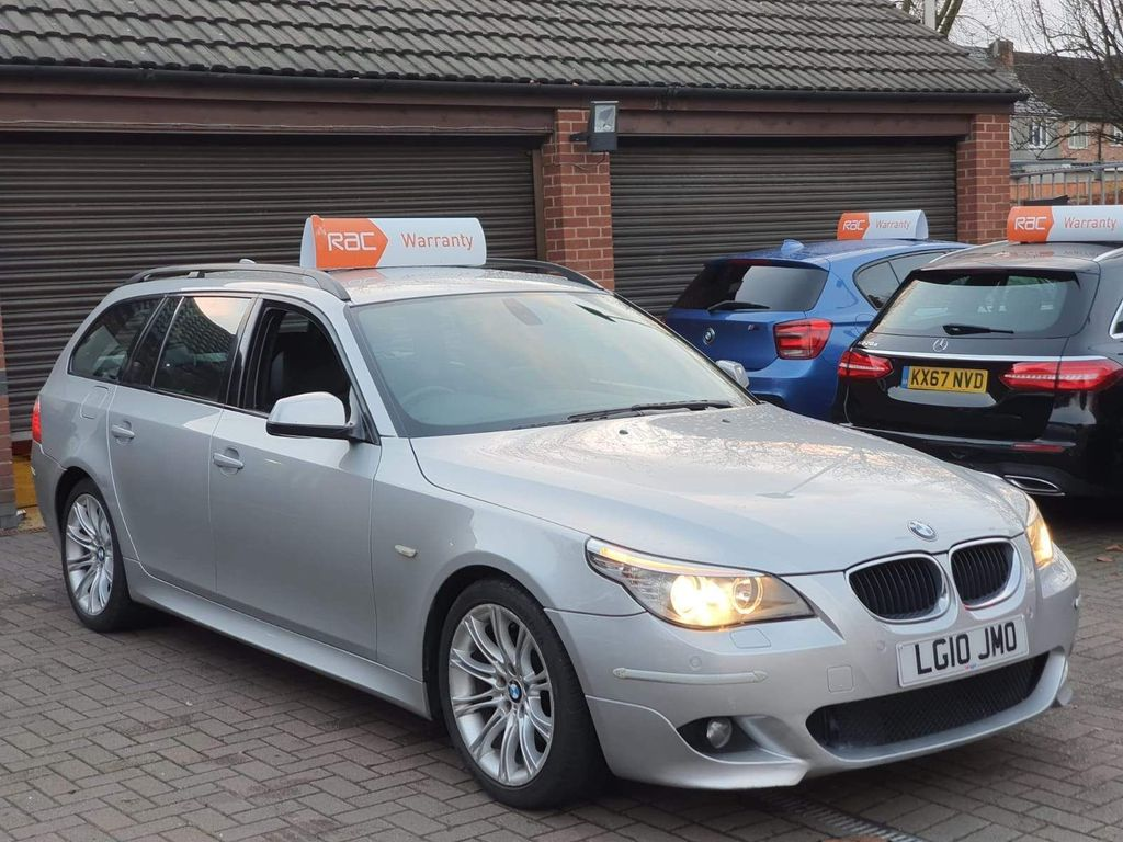 BMW 5 Series Estate 2.0 520d M Sport Business Edition Touring 5dr