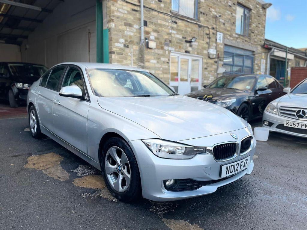 BMW 3 Series Saloon 2.0 320d ED EfficientDynamics 4dr