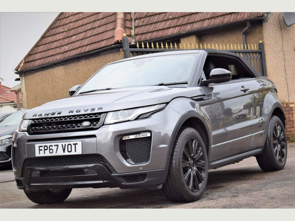 Land Rover Range Rover Evoque Convertible 2.0 TD4 SE Dynamic Auto 4WD (s/s) 2dr