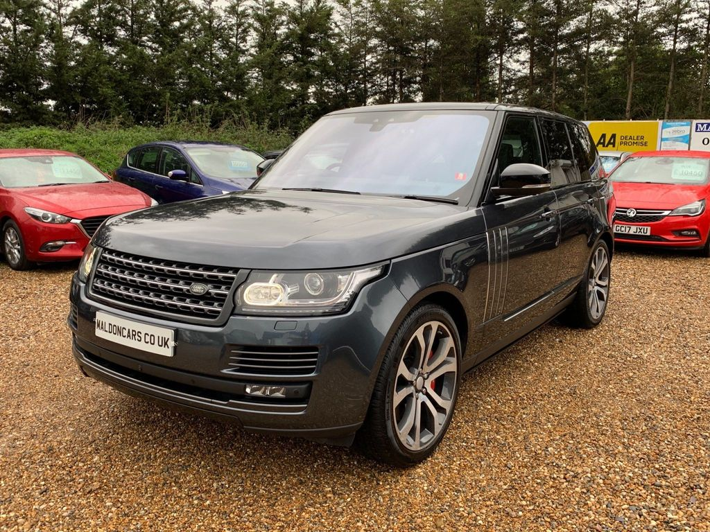Land Rover Range Rover SUV 5.0 V8 SV Autobiography Dynamic Auto 4WD (s/s) 5dr