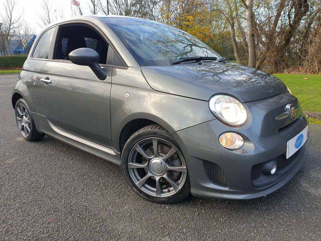 Abarth 595 Hatchback 1.4 T-Jet 3dr