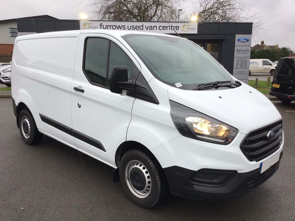 Ford Transit Custom Panel Van 2.0 TDCi 280 L1H1 5dr