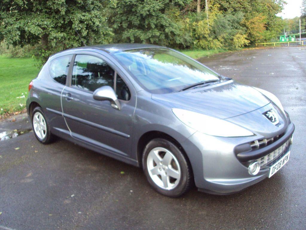 Peugeot 207 Hatchback 1.4 HDi Sport 3dr