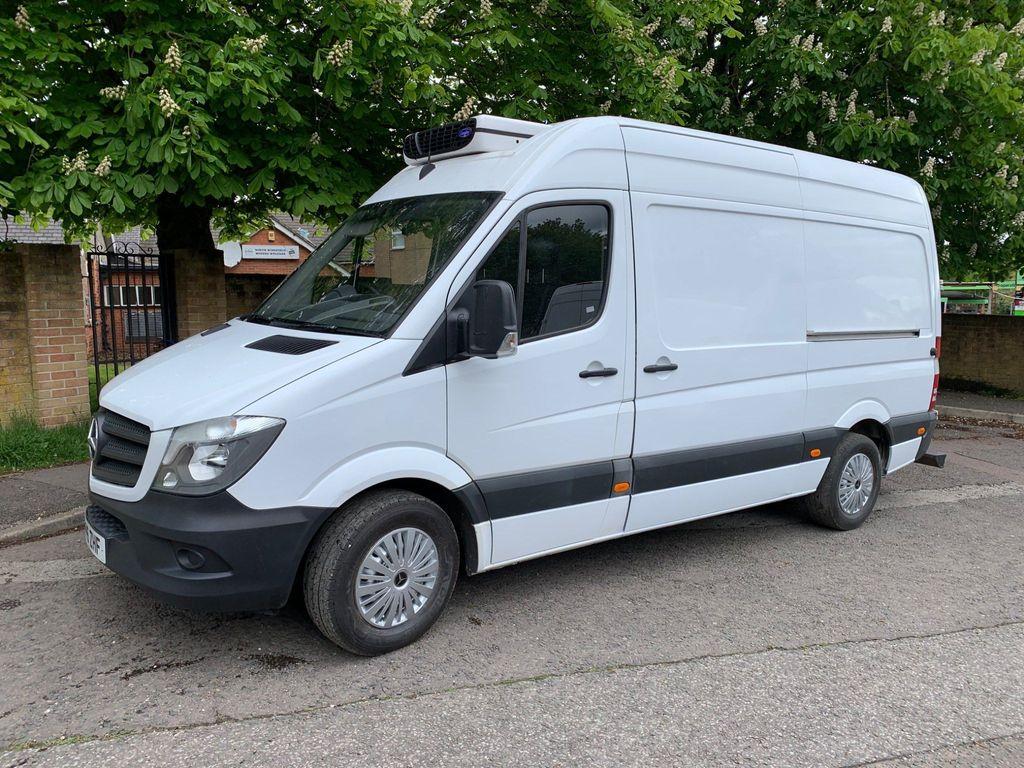 Mercedes-Benz Sprinter Temperature Controlled 2.1 CDI 313 Refrigerated Van 2dr MWB