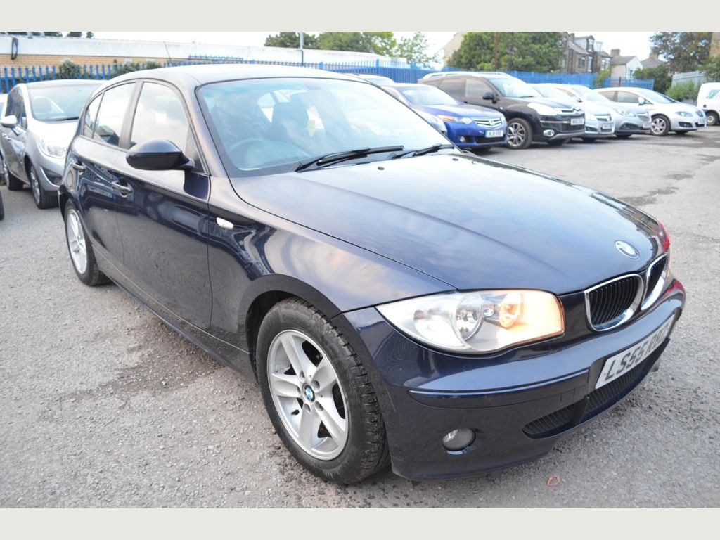 BMW 1 SERIES Hatchback 2.0 120d Sport 5dr