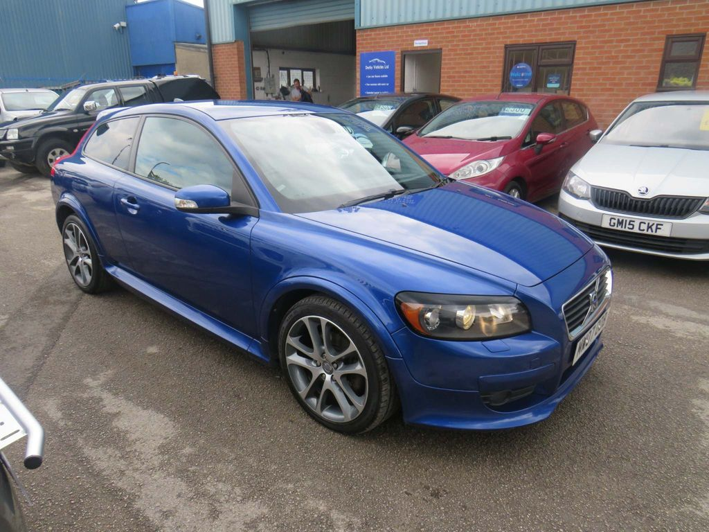 Volvo C30 Coupe 2.4 D5 SE Sport Geartronic 2dr