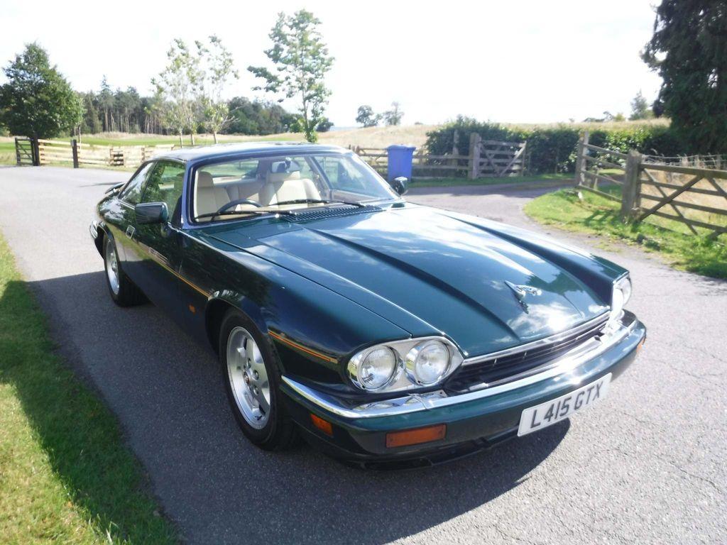 Jaguar XJS Coupe 4.0 2dr