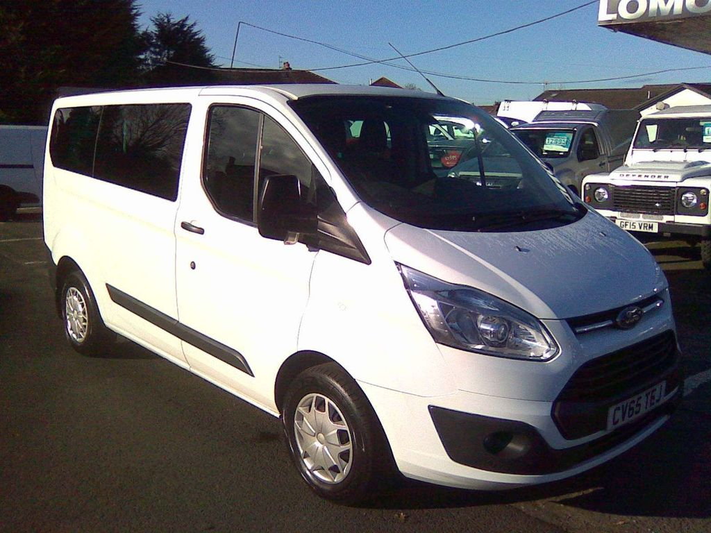 Ford Tourneo Custom Unlisted 310 Trend 2.2 TDCI