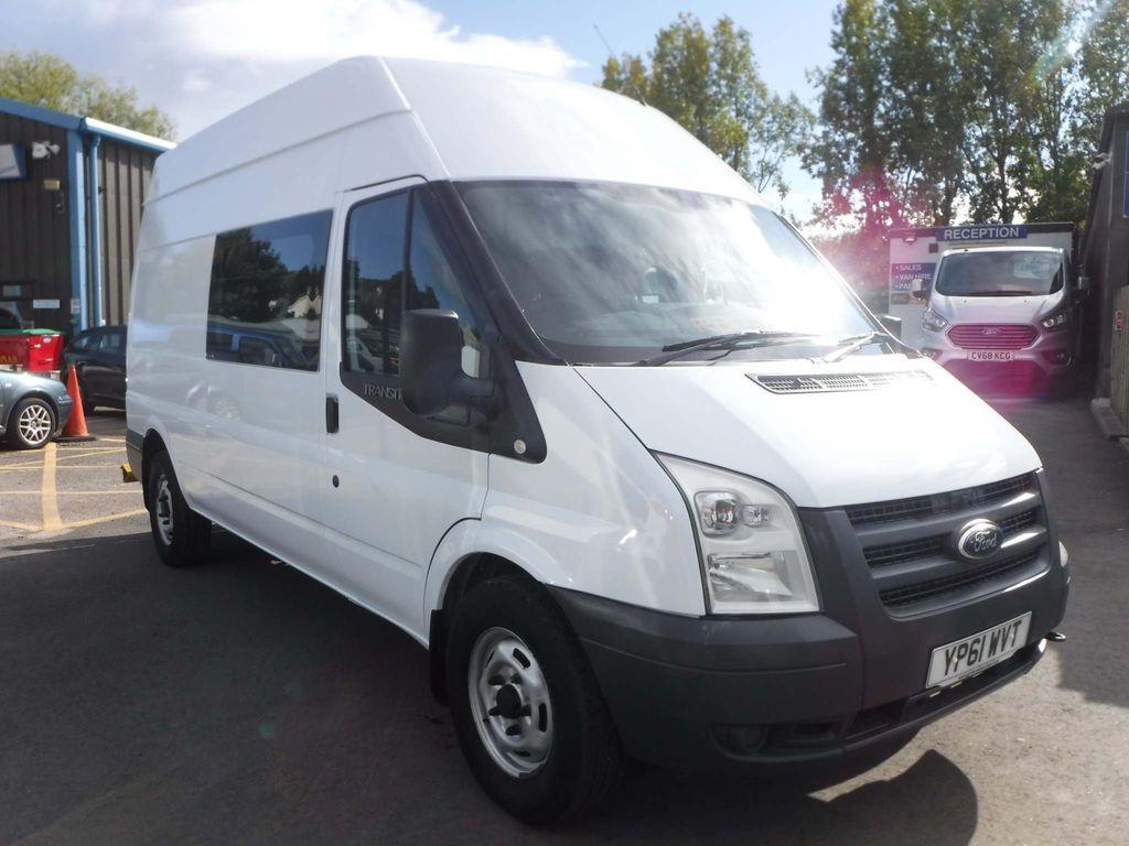Ford Transit Combi Van 2.4TDCI T350 8Seat Mess/Crew/Welfare Van