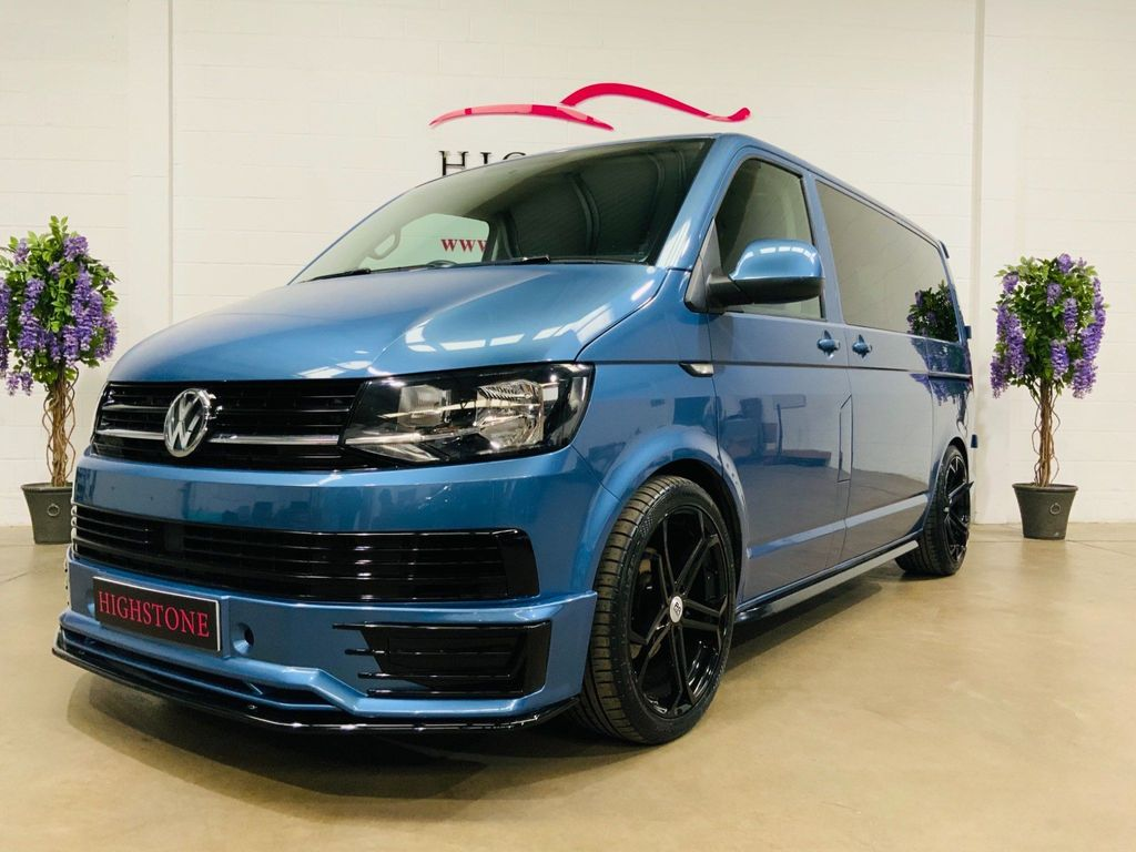 Volkswagen Transporter Combi Van SPORTLINE REPLICA