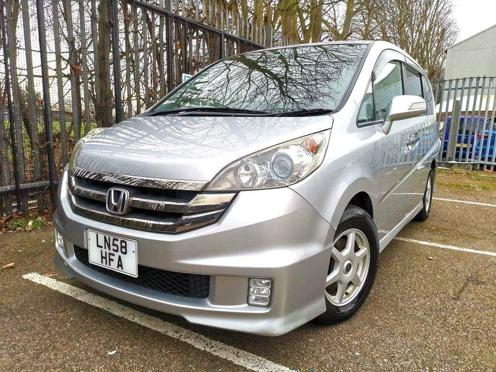 Honda Stepwagon MPV SPADA MODEL 8 SEATS TOP SPECIFICATION