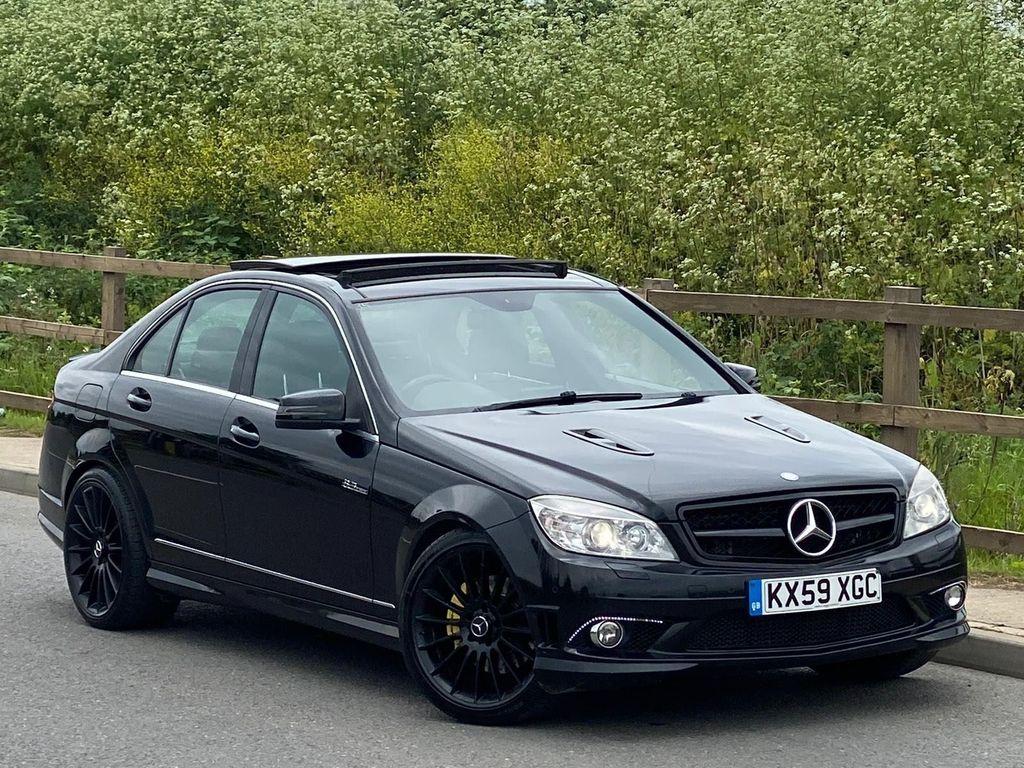 Mercedes-Benz C Class Saloon 3.0 C320 CDI Sport 7G-Tronic 4dr