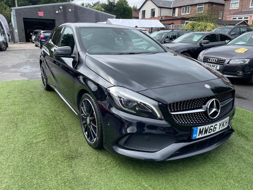 Mercedes-Benz A Class Hatchback 2.1 A200d AMG Line (Premium) 7G-DCT (s/s) 5dr