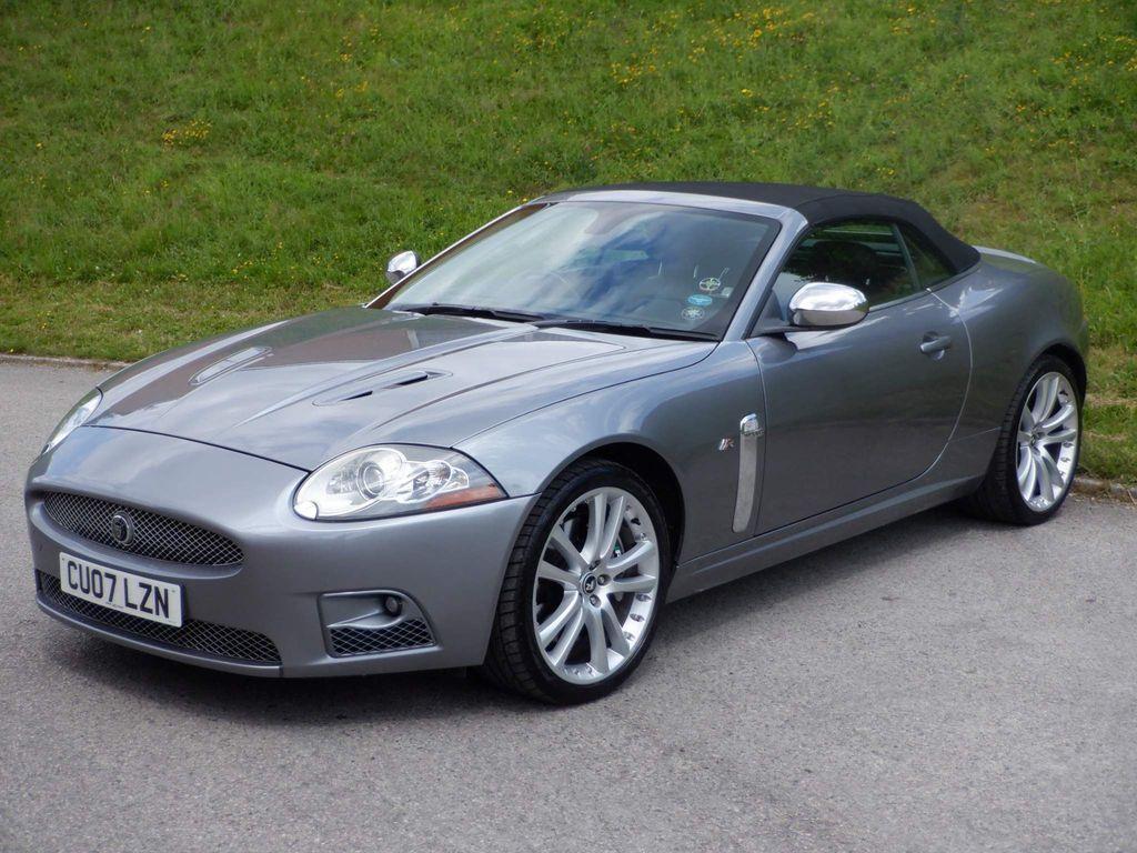 Jaguar XKR Convertible 4.2 V8 Auto 2dr