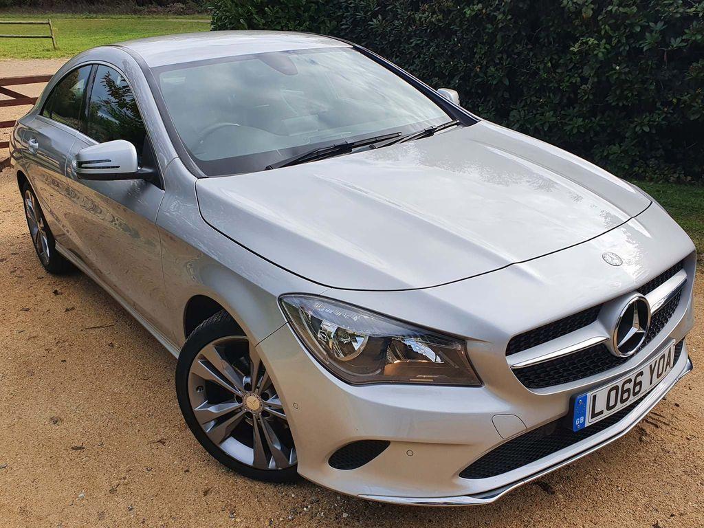 Mercedes-Benz CLA Class Coupe 2.1 CLA220d Sport 7G-DCT (s/s) 4dr