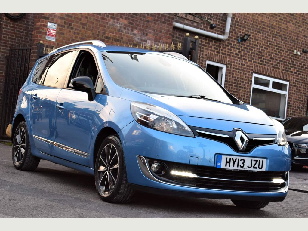 Renault Grand Scenic MPV 1.6 dCi Dynamique TomTom Bose+ Pack (s/s) 5dr