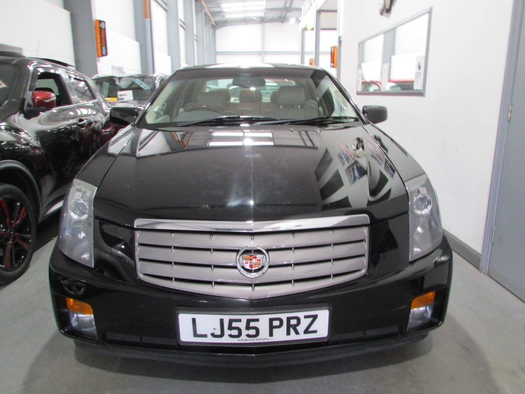 Cadillac CTS Saloon 3.6 V6 Sport Luxury 4dr
