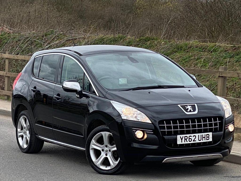 Peugeot 3008 SUV 1.6 HDi FAP Sportium 5dr