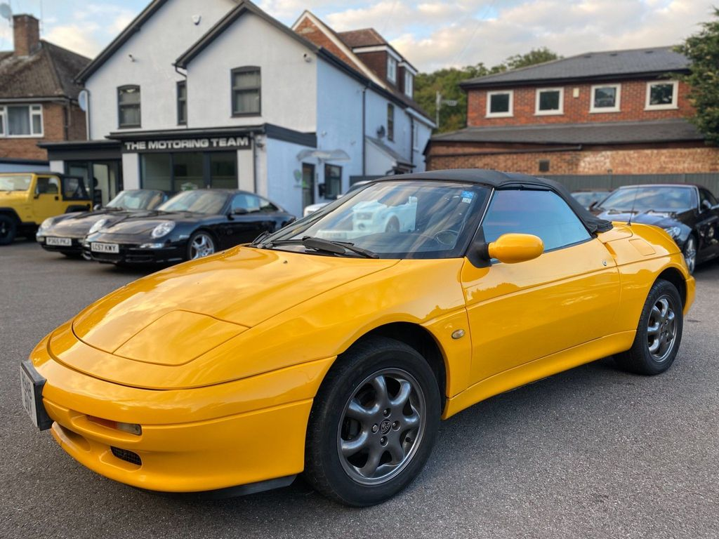 Lotus Elan Convertible 1.6 2dr