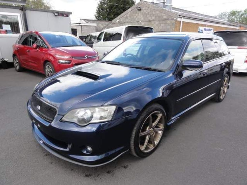 Subaru Legacy Estate GT-B TURBO AUTO IMMACULATE FRESH IMPORT