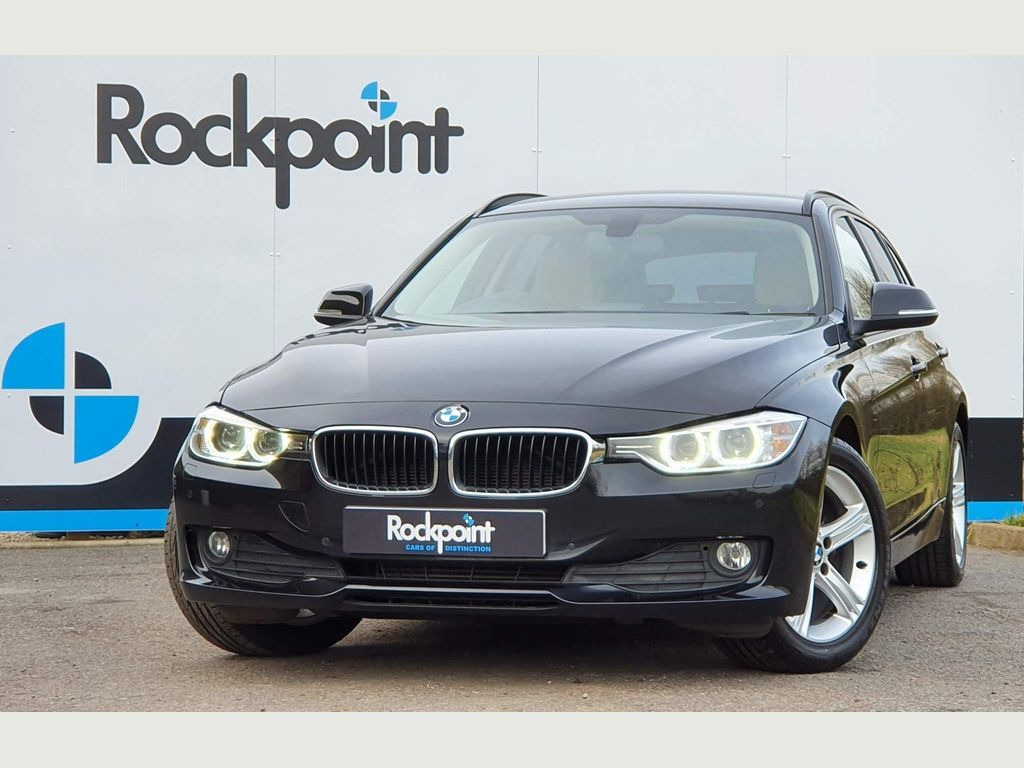 BMW 3 Series Estate 2.0 318d SE Touring (s/s) 5dr