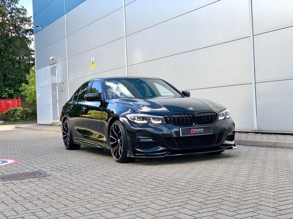 BMW 3 Series Saloon 2.0 320d M Sport Auto xDrive (s/s) 4dr