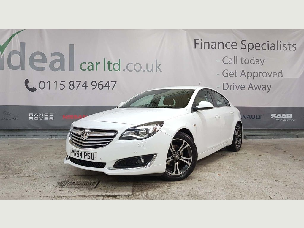 Vauxhall Insignia Hatchback 2.0 CDTi ecoFLEX Limited Edition (s/s) 5dr