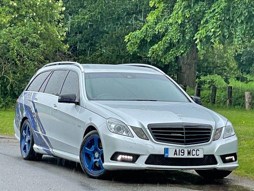 Mercedes-Benz E Class Estate 2.1 E250 CDI BlueEFFICIENCY Sport Auto 5dr