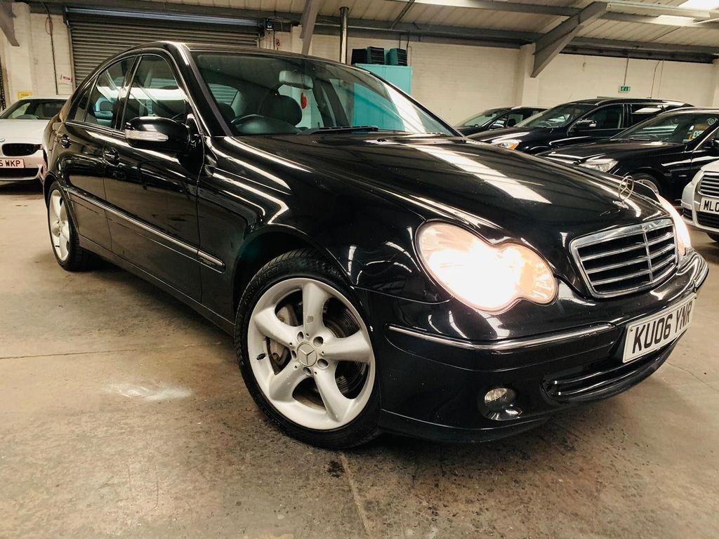 Mercedes-Benz C Class Saloon 2.1 C220 CDI Avantgarde SE 4dr
