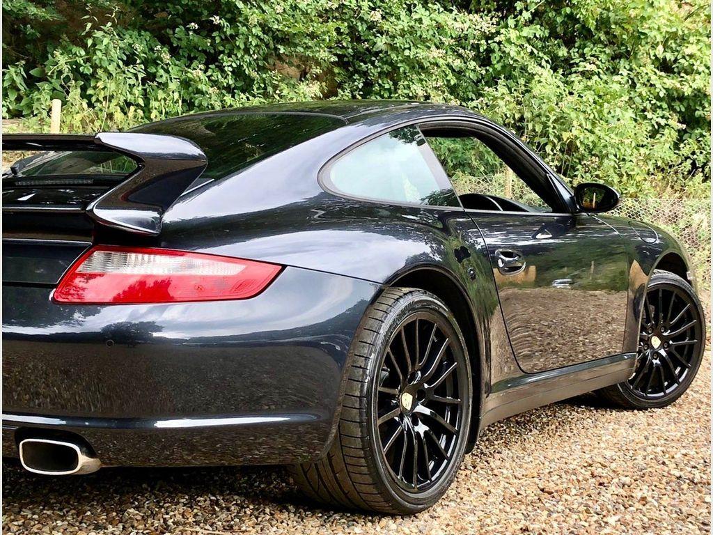 Porsche 911 Coupe 3.6 997 Carrera 4 AWD 2dr