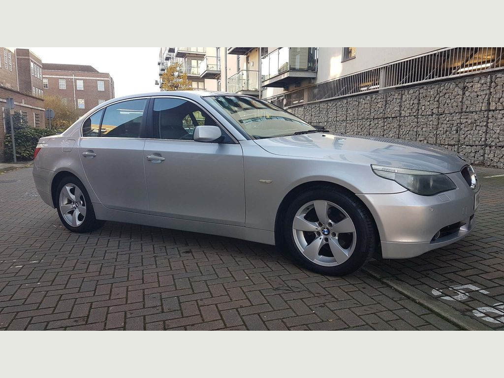 BMW 5 Series Saloon 525 SE Automatic petrol 5 Dr Saloon