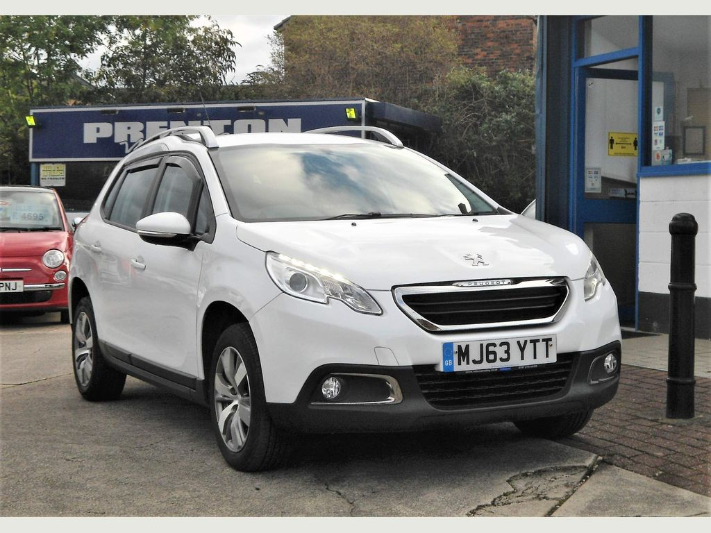 Peugeot 2008 SUV 1.4 HDi Active 5dr
