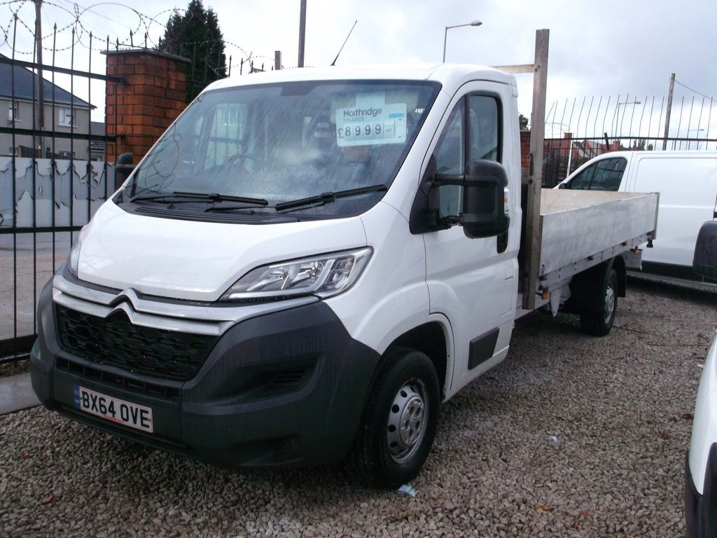 Citroen Relay Dropside L4 2.2 EXTRA LONG WHEEL BASE DROPSIDE