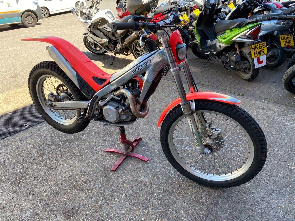 Gas Gas TXT250 Trial Bike 250