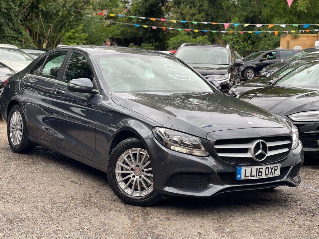Mercedes-Benz C Class Saloon 2.0 C200 SE (Executive) G-Tronic+ (s/s) 4dr