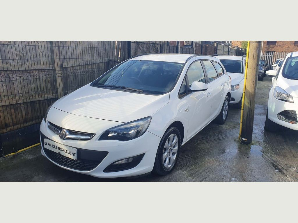 Vauxhall Astra Estate 1.6 CDTi Design Sports Tourer 5dr
