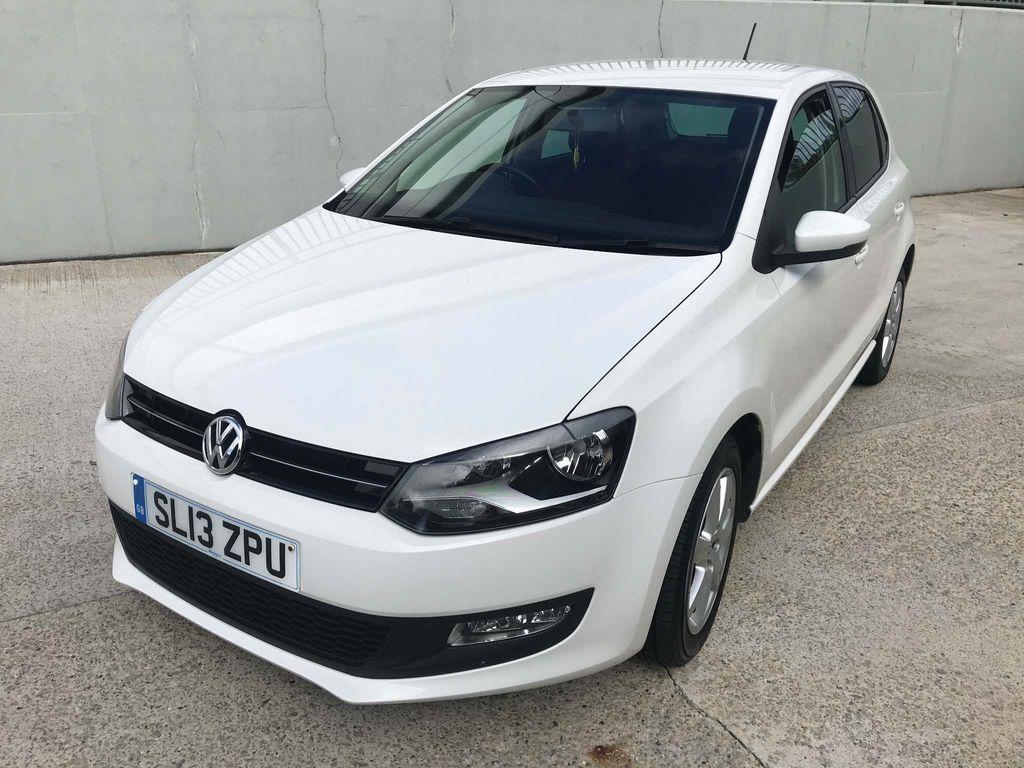 Volkswagen Polo Hatchback 1.2 Match Edition 5dr