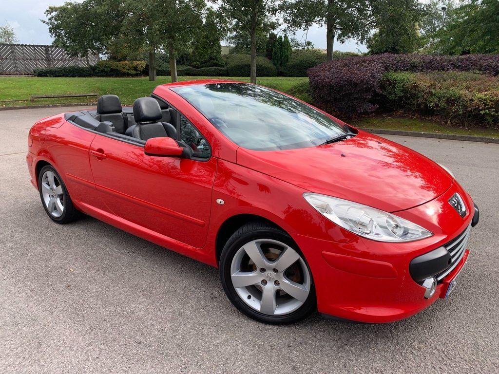 Peugeot 307 CC Convertible 2.0 HDi Sport 2dr
