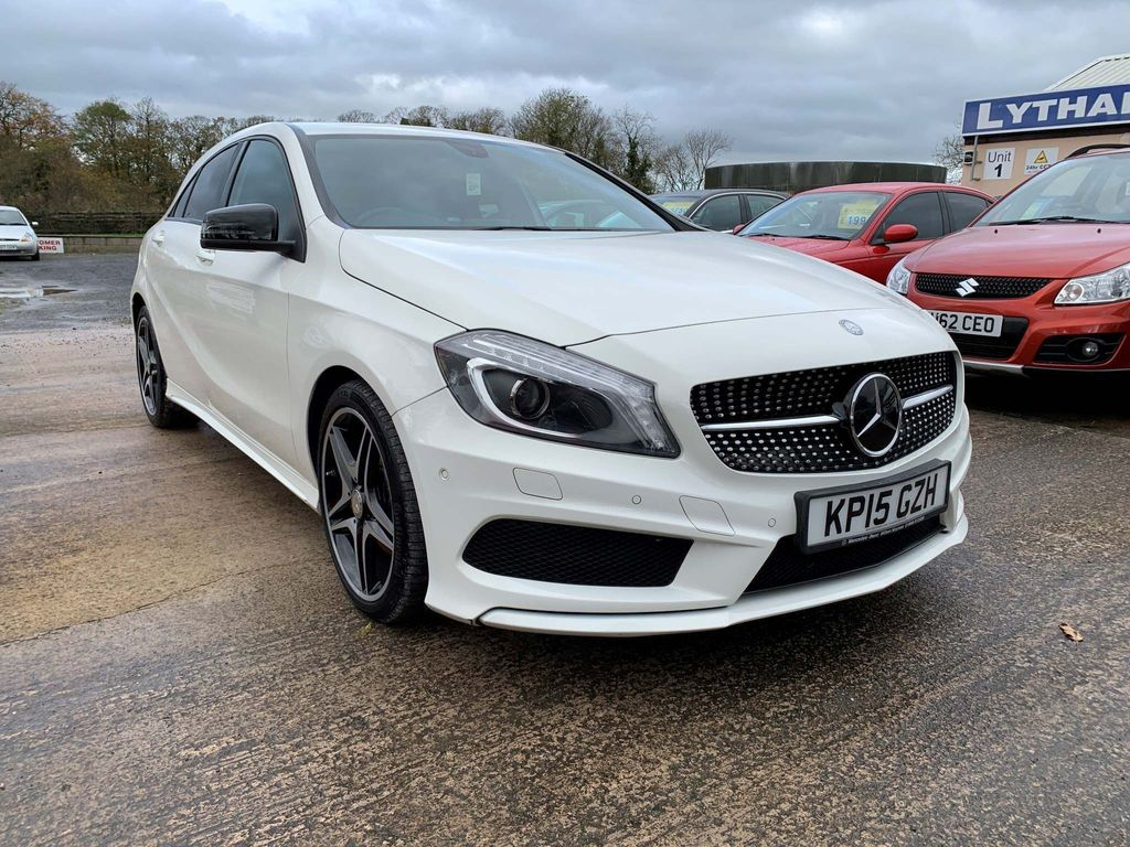 Mercedes-Benz A Class Hatchback 2.1 A200 CDI AMG Night Edition 7G-DCT 5dr