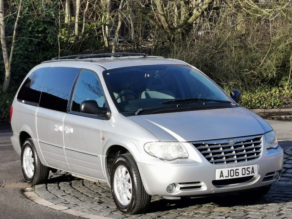 Chrysler Grand Voyager MPV 2.8 CRD Limited XS 5dr
