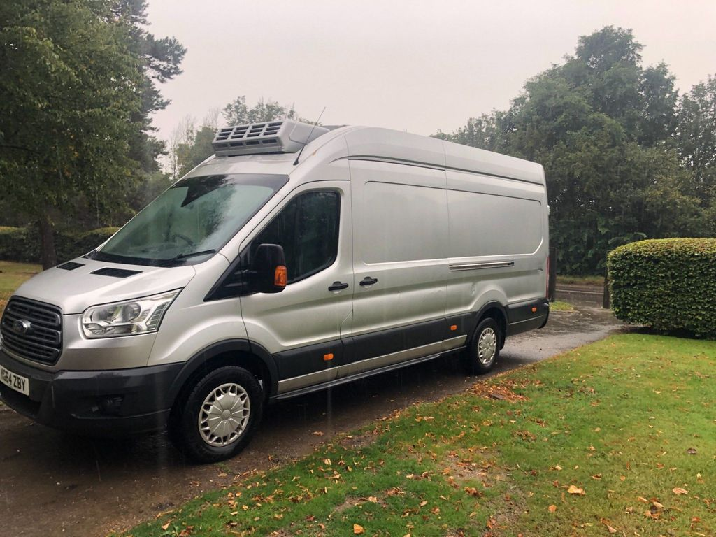 Ford Transit Temperature Controlled 2.2 . 125 L4 Chiller Van / Standby