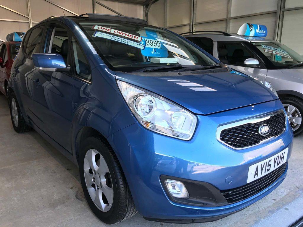 Kia Venga Hatchback 1.6 3 5dr (Nav)